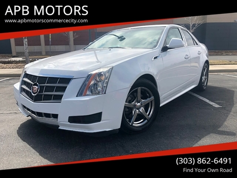 2013 Cadillac CTS for sale in Commerce City, CO