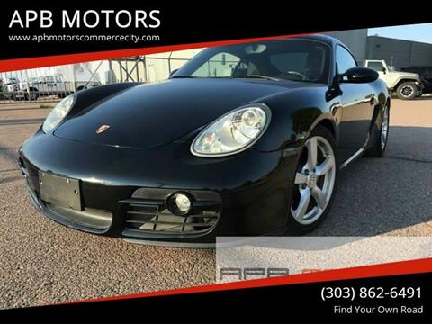 2007 Porsche Cayman for sale in Commerce City, CO