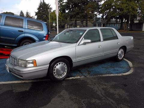 1999 Cadillac DeVille for sale in Portland, OR