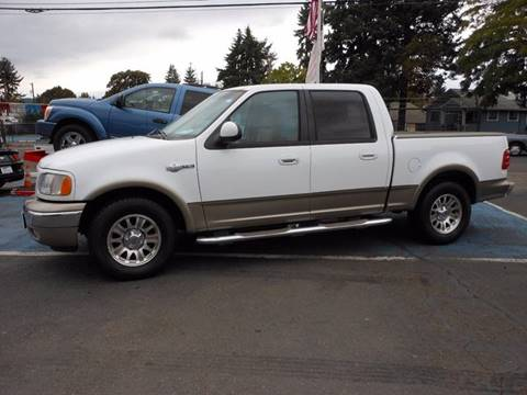 2003 Ford F-150 for sale in Portland, OR