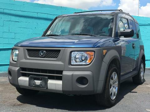 2006 honda element for sale. Black Bedroom Furniture Sets. Home Design Ideas