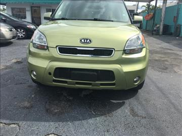 2011 Kia Soul for sale in Miami, FL