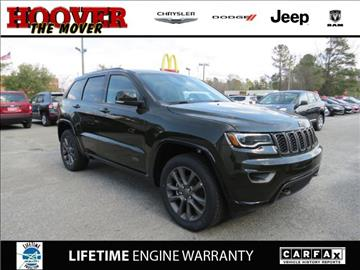 2017 Jeep Grand Cherokee for sale in Moncks Corner, SC
