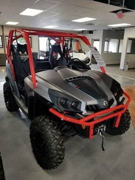 2018 Can-Am Commander™ XT™ 800 for sale in Wichita Falls, TX