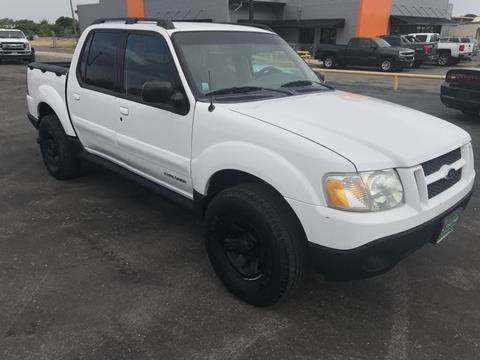 2001 Ford Explorer Sport Trac for sale in Wichita Falls, TX