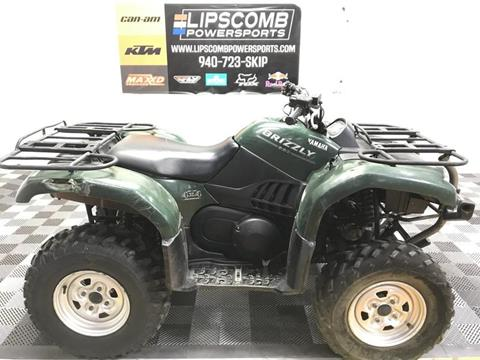 2004 Yamaha Grizzly 660 Auto 4x4 for sale in Wichita Falls, TX