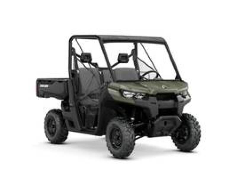 2019 Can-Am Defender HD5