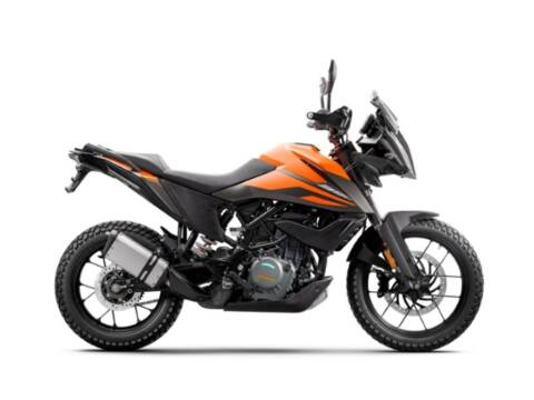2020 KTM 390 Adventure for sale at Lipscomb Powersports in Wichita Falls TX