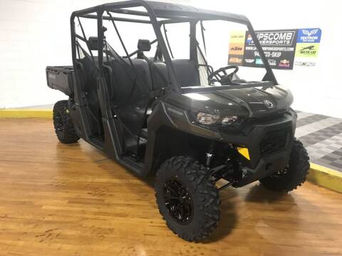 2020 Can-Am Defender MAX DPS™ HD8 Bo for sale at Lipscomb Powersports in Wichita Falls TX