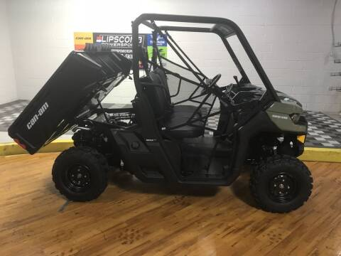 2020 Can-Am Defender HD5