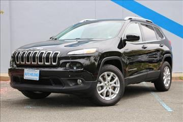 2016 Jeep Cherokee for sale in Mountain Lakes, NJ