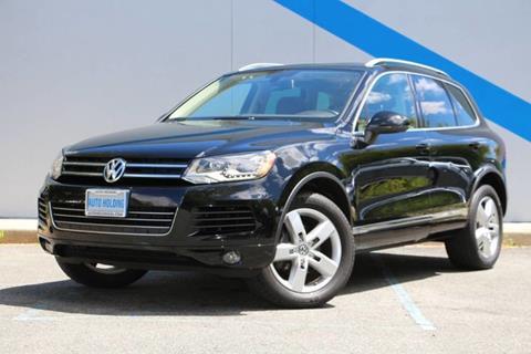 2013 Volkswagen Touareg for sale in Mountain Lakes, NJ