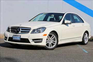 2012 Mercedes-Benz C-Class for sale in Mountain Lakes, NJ