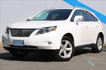 2012 Lexus RX 350 for sale in Mountain Lakes, NJ