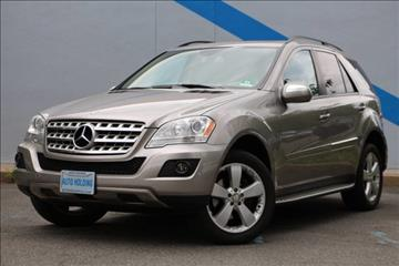 2009 Mercedes-Benz M-Class for sale in Mountain Lakes, NJ
