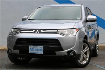 2014 Mitsubishi Outlander for sale in Mountain Lakes, NJ