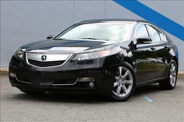 2013 Acura TL for sale in Mountain Lakes, NJ