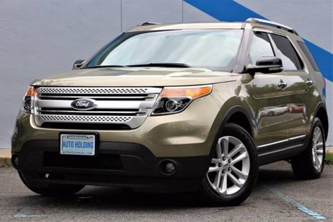 2013 Ford Explorer for sale in Mountain Lakes, NJ
