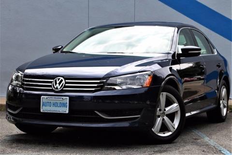 2013 Volkswagen Passat for sale in Mountain Lakes, NJ