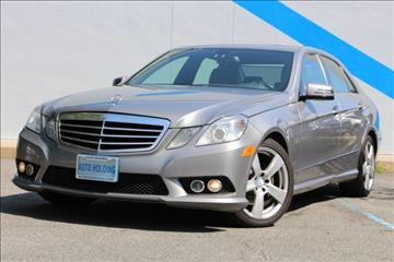 2010 Mercedes-Benz E-Class for sale in Mountain Lakes, NJ