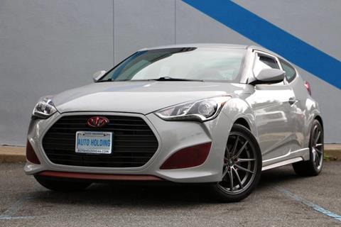 2014 Hyundai Veloster Turbo for sale in Mountain Lakes, NJ