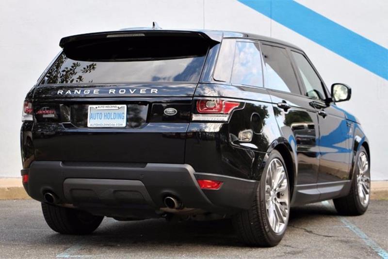 Land Rover Range Rover Sport V In Mountain Lakes NJ Auto - Range rover dealer nj