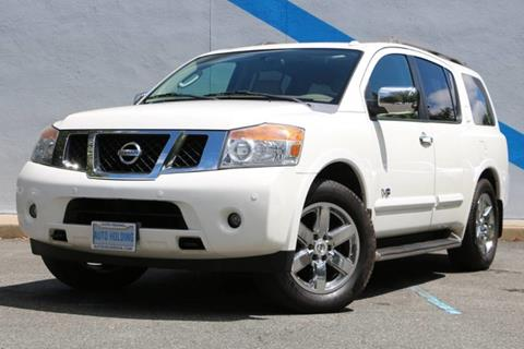 2009 Nissan Armada for sale in Mountain Lakes, NJ
