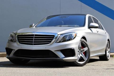 2016 Mercedes-Benz S-Class for sale in Mountain Lakes, NJ
