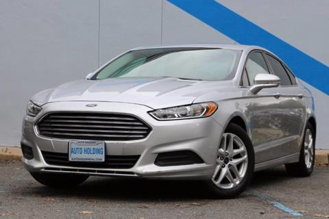 2015 Ford Fusion for sale in Mountain Lakes, NJ