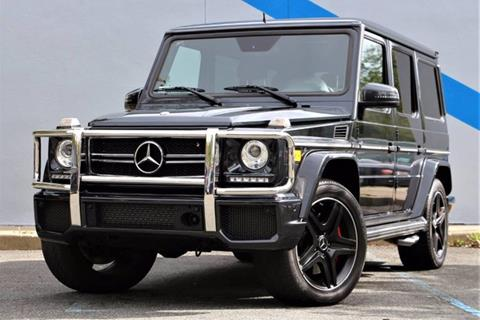 2014 Mercedes-Benz G-Class for sale in Mountain Lakes, NJ