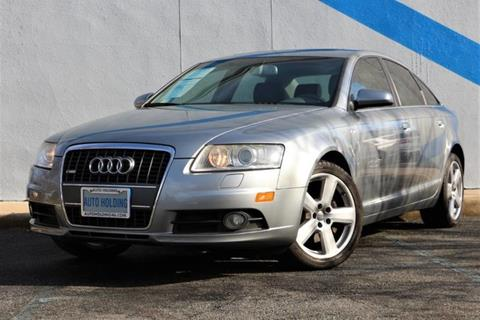 2008 audi a6 for sale in new jersey. Black Bedroom Furniture Sets. Home Design Ideas