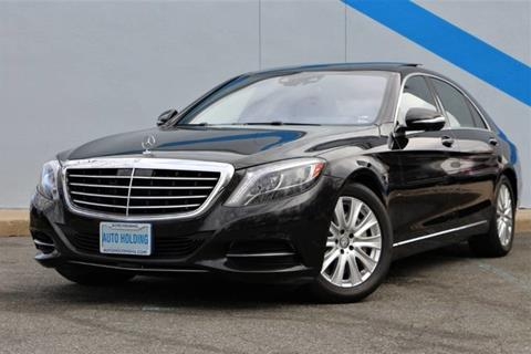 2014 Mercedes Benz S Class For Sale In Mountain Lakes, NJ