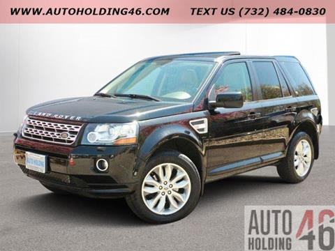 2014 Land Rover LR2 for sale in Mountain Lakes, NJ