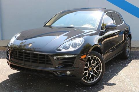 2016 Porsche Macan for sale in Mountain Lakes, NJ
