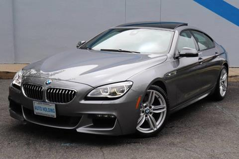 Used Bmw 6 Series >> 2016 Bmw 6 Series For Sale In Mountain Lakes Nj