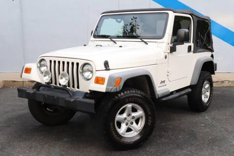 2004 Jeep Wrangler for sale in Mountain Lakes, NJ