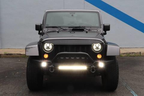 2014 Jeep Wrangler Unlimited for sale in Mountain Lakes, NJ
