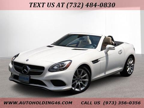2017 Mercedes-Benz SLC for sale in Mountain Lakes, NJ