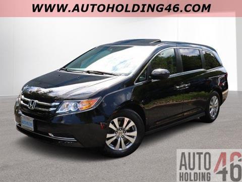 2017 Honda Odyssey for sale in Mountain Lakes, NJ