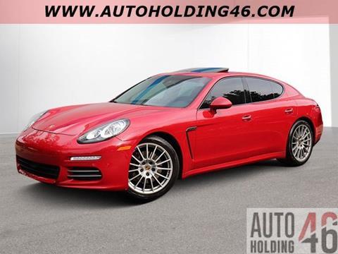 2015 Porsche Panamera for sale in Mountain Lakes, NJ