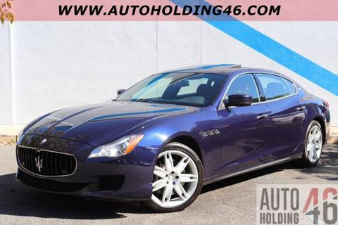 2016 Maserati Quattroporte for sale in Mountain Lakes, NJ