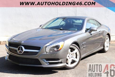 2013 Mercedes-Benz SL-Class for sale in Mountain Lakes, NJ