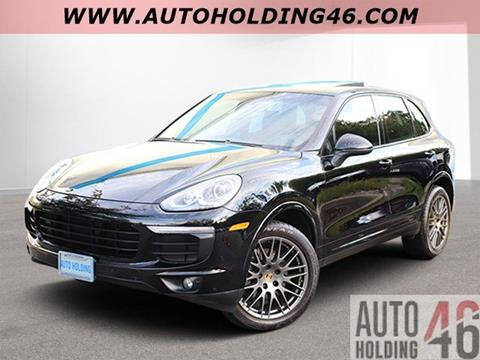 2017 Porsche Cayenne for sale in Mountain Lakes, NJ
