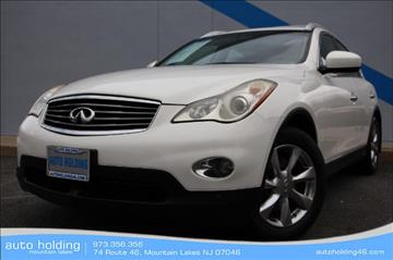 2008 Infiniti EX35 for sale in Mountain Lakes, NJ