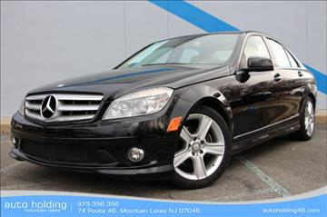 2010 Mercedes-Benz C-Class for sale in Mountain Lakes, NJ