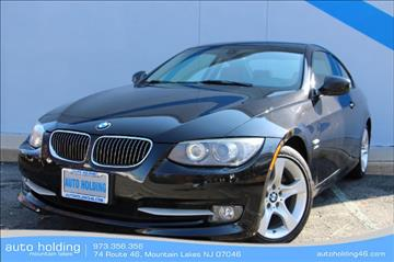 2011 BMW 3 Series for sale in Mountain Lakes, NJ