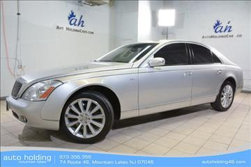 2008 Maybach 57 for sale in Mountain Lakes, NJ