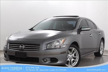 2009 Nissan Maxima for sale in Mountain Lakes, NJ
