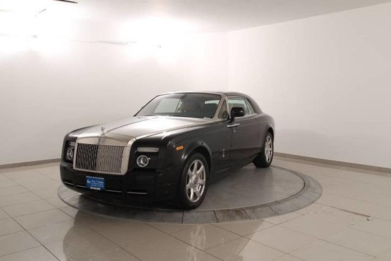 2010 RollsRoyce Phantom Coupe 2dr Coupe In Mountain Lakes NJ