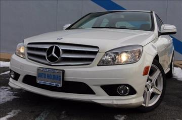 2009 Mercedes-Benz C-Class for sale in Mountain Lakes, NJ